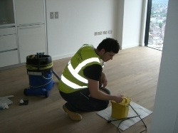 cleaning company in London